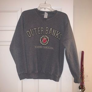 Sweaters - Outer Banks Crewneck